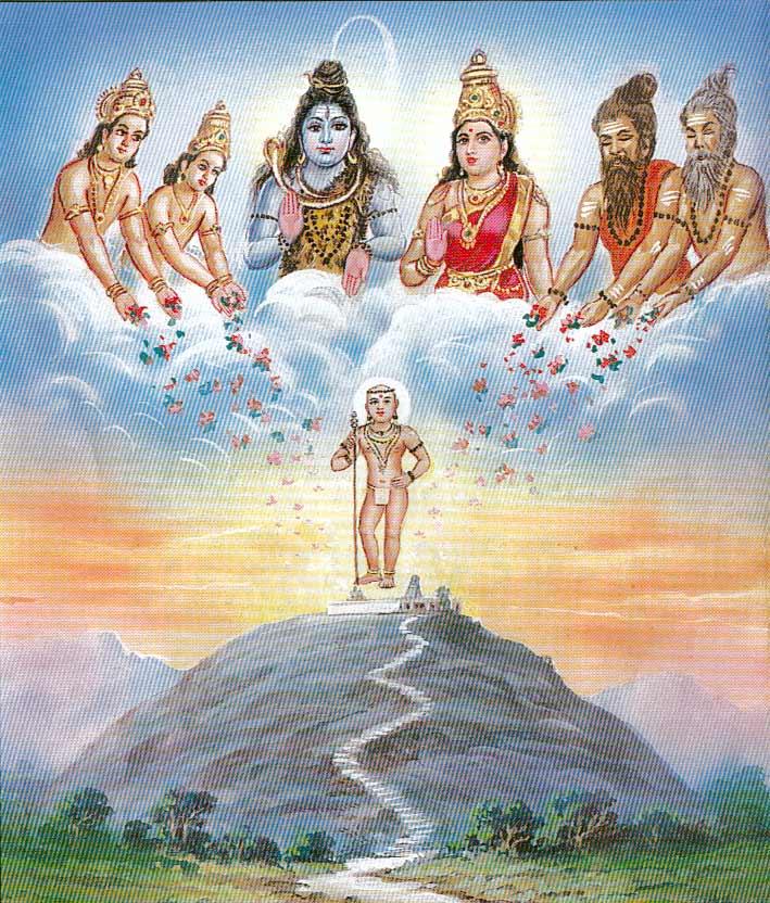 Lord Subrahmanya Jananam