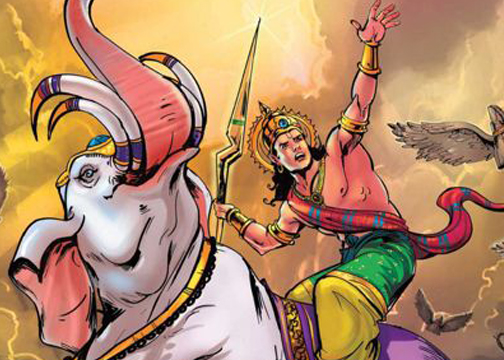 Lord Indra brahma hatya dosha parihara