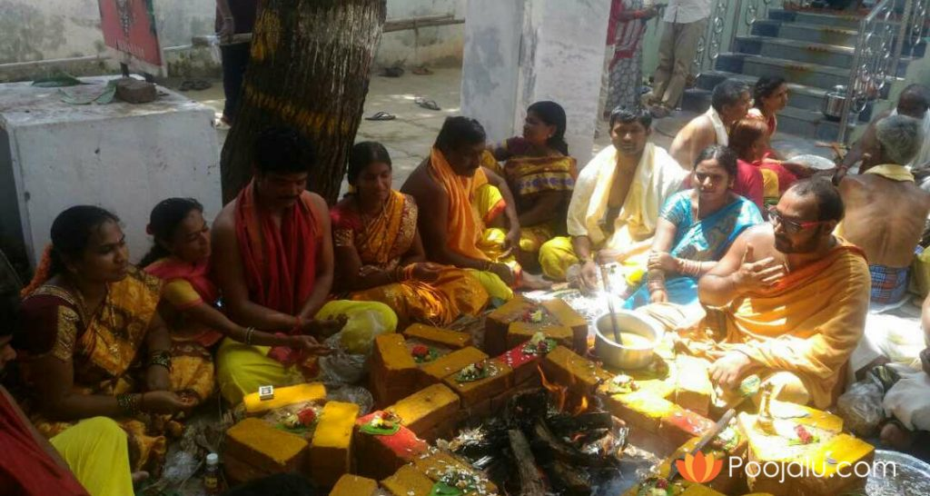 Chandi-Havan-Pooja-at-Nallapochamma-Temple