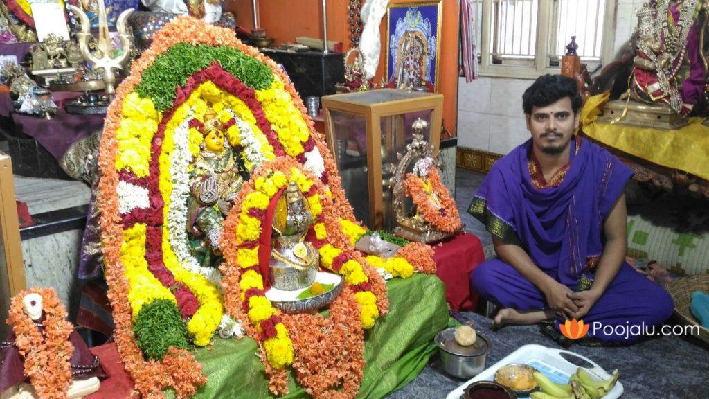 Durga-Mata-Pooja