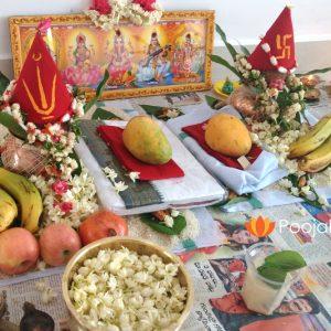 Namakaranam Puja Samagri List - Naming Ceremony Pooja Material List