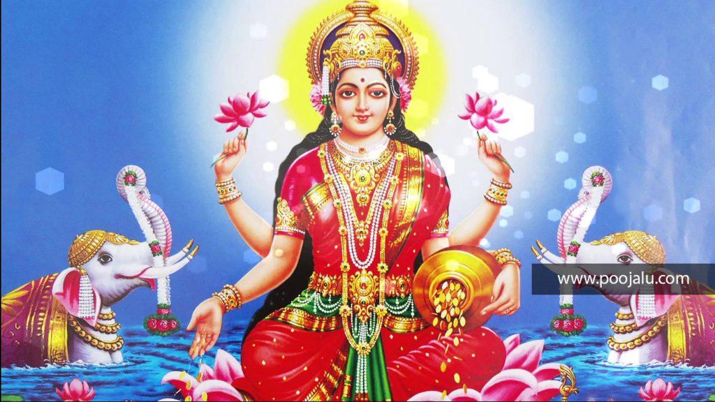 Lakshmi Astottaram