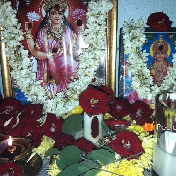 Maha-Lakshmi-Pooja