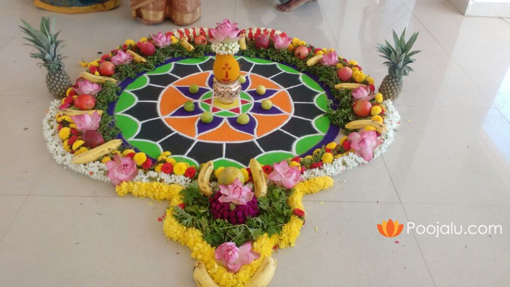 Maha-lakshmi-Yantra-Pooja