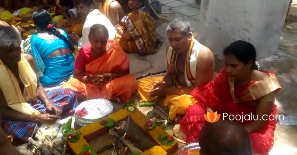 Nava-Durga-Homam