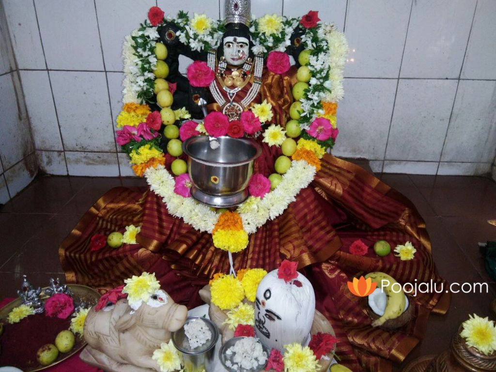 Navaratri-Poornahuti