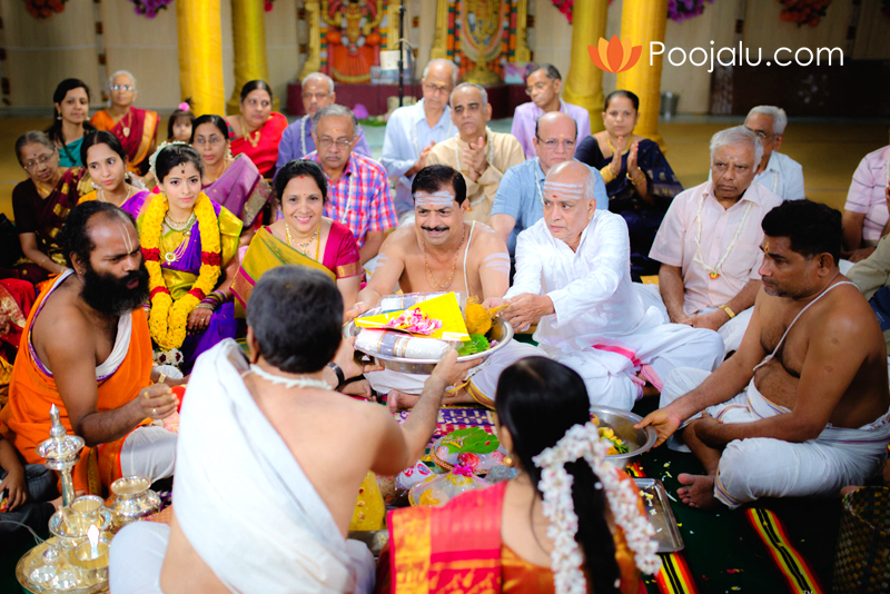 Hindu Engagement (Ring) Ceremony | Pre-Wedding Ceremonies