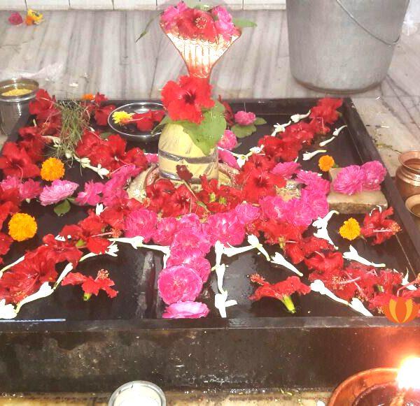 Rudrabhisheka-Pooja