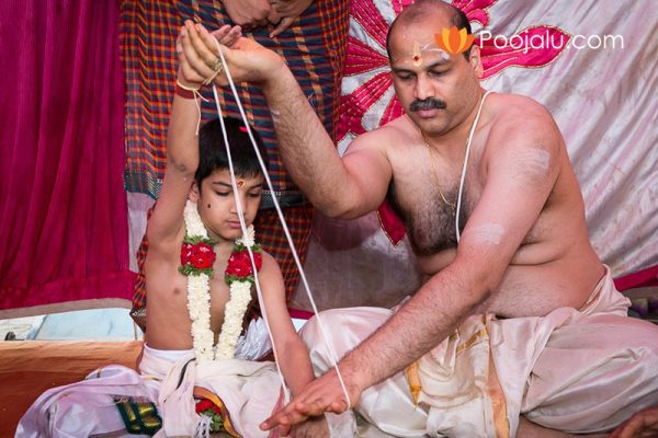 Upanayanam Ceremony