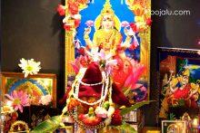Varalakshmi Puja