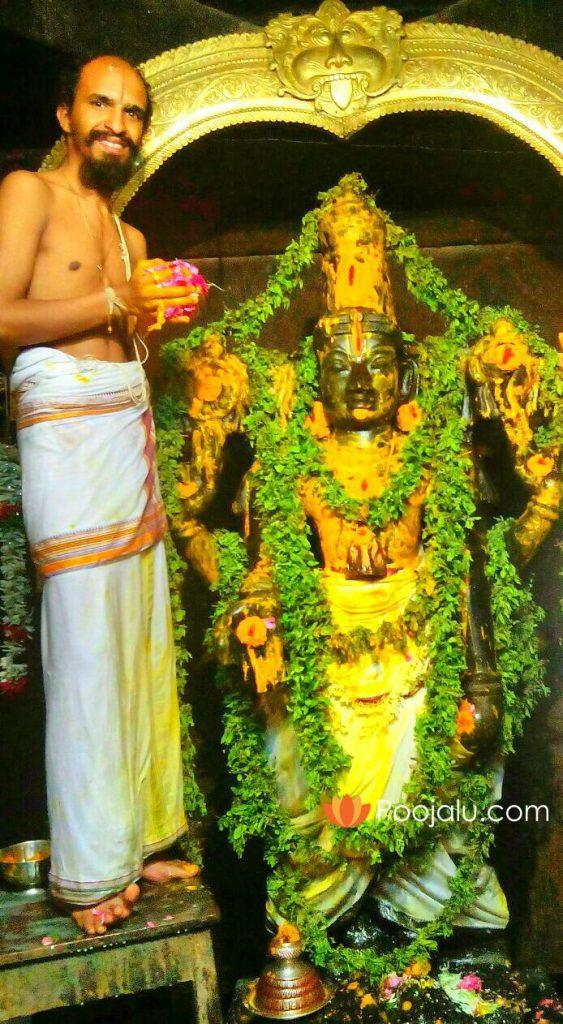 Venkateswara-Archana_Gallery