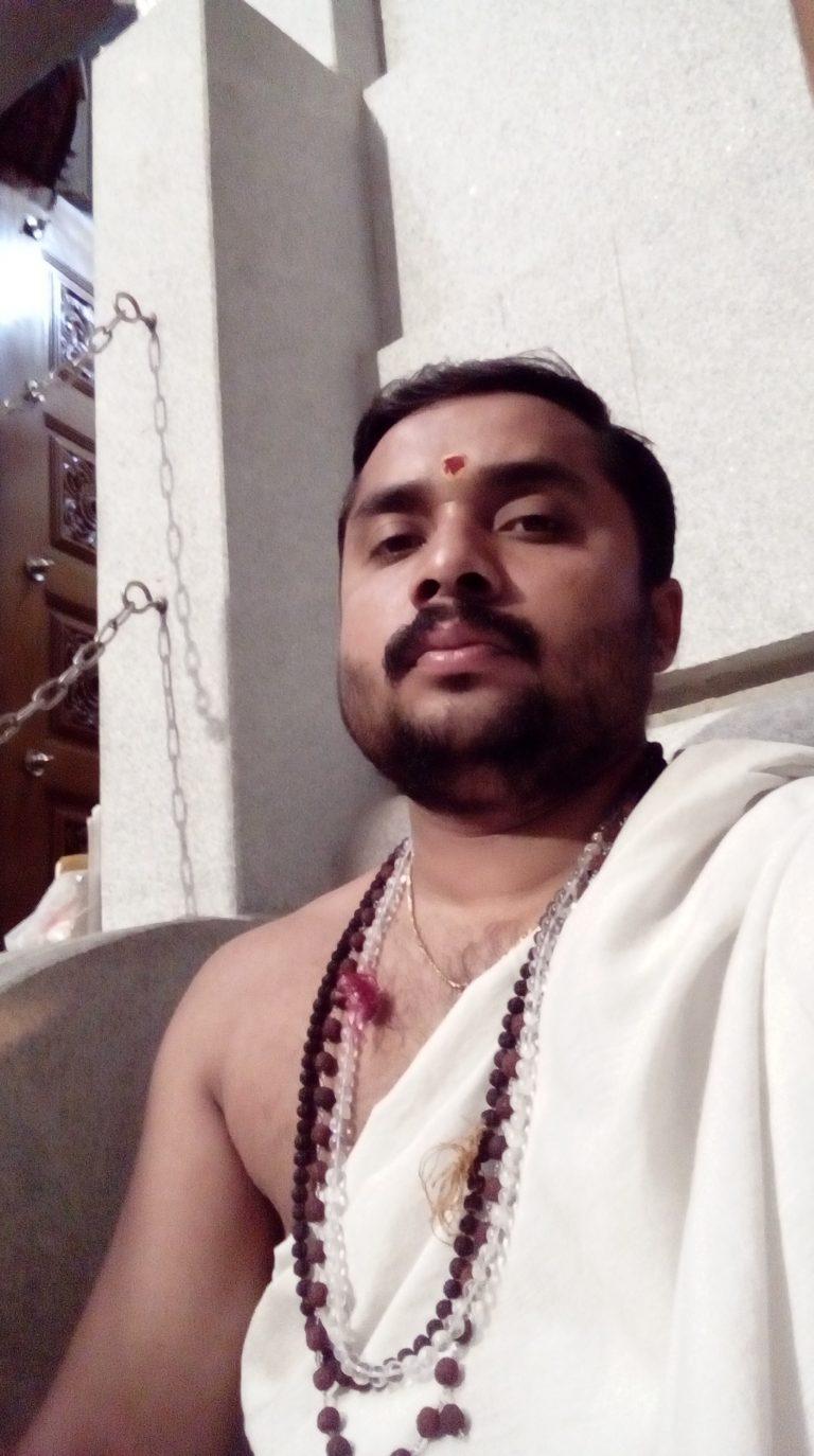 Pandit Vinayak Hegde