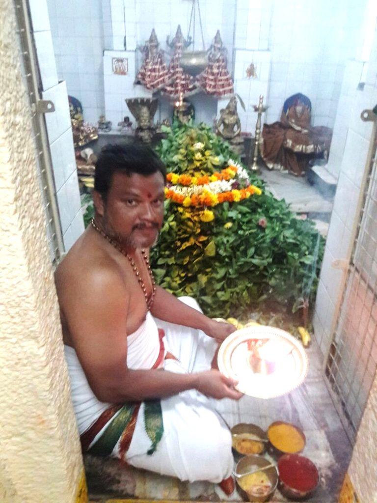 Mylavarapu Sriram Sharma_Pandit