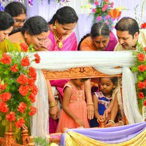 Shubh Muhurat for Cradle Ceremony