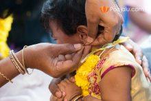 Shubh Muhurat For Karnavedha