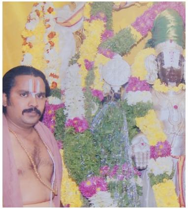 Nuthanacharyulu Vedala_Pandit